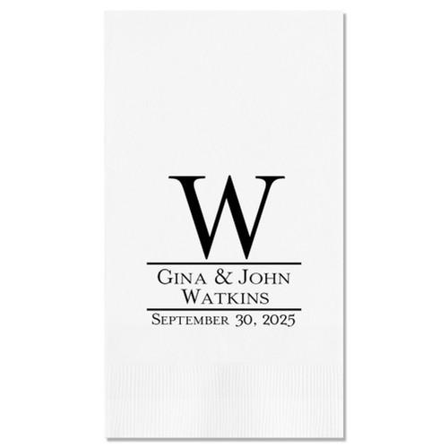 Established Guest Towel