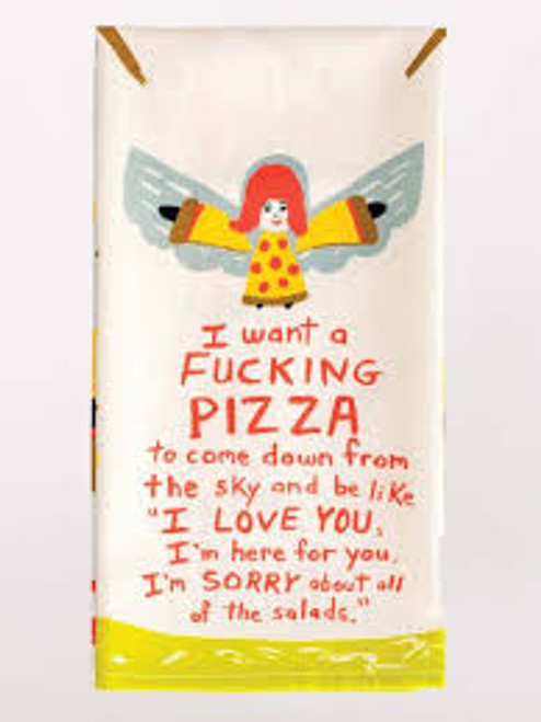 Pizza Dish Towel
