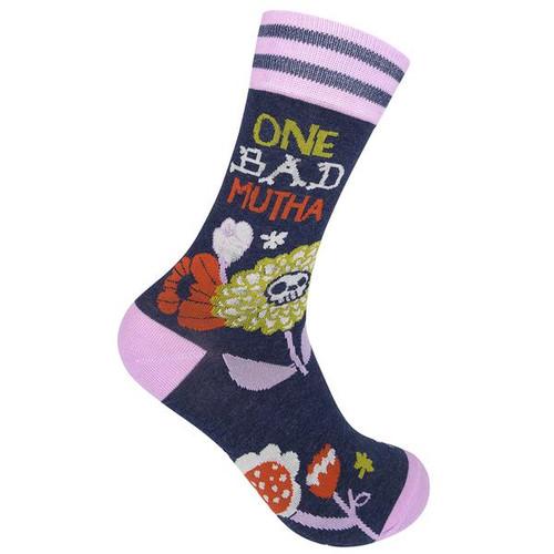 One Bad Mutha Socks