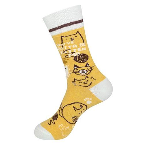 Kitten Me Socks