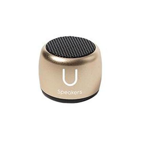 Gold Micro USpeaker