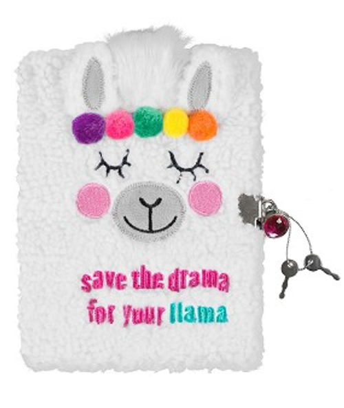Save the Drama for Your Llama Diary