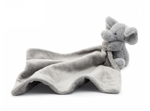 Gray Elephant Lovey