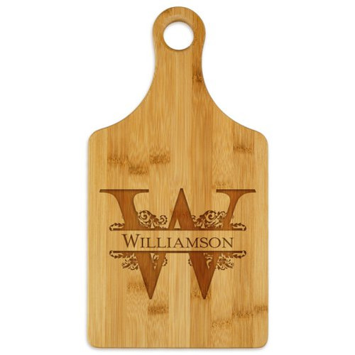 Forever Paddle Cutting Board