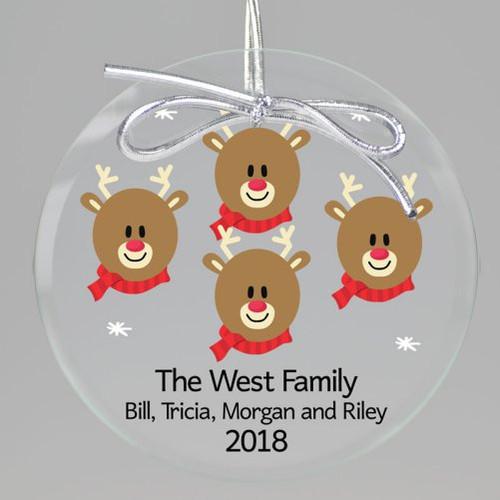 My Deer Ones Ornament