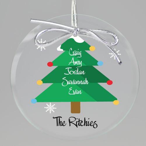 O Christmas Tree Ornament