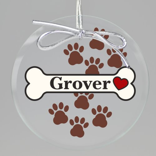 Pawsitively Yours Ornament