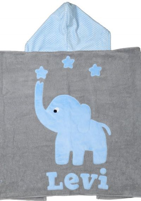 Elephant Hooded Towel (Multiple Options)