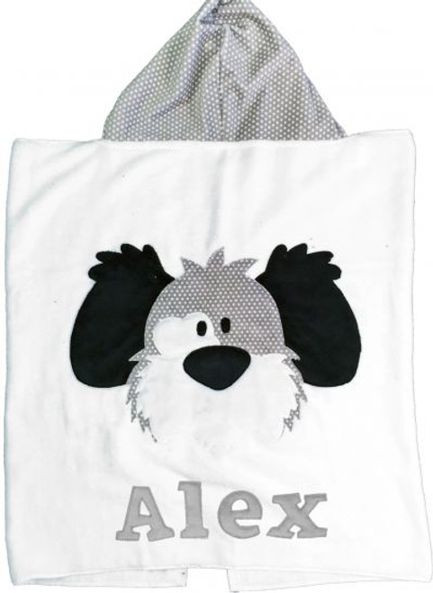 Puppy Hooded Towel (Multiple Options )