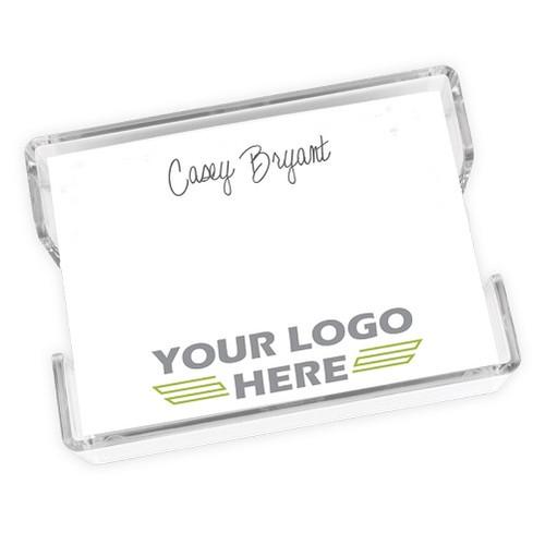 Your Logo Agenda Memo