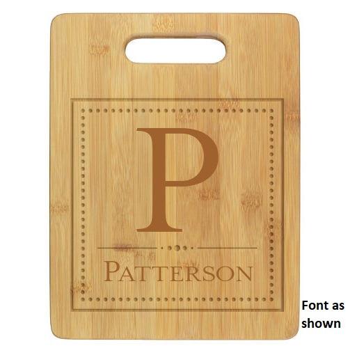 Prairie Cutting Board