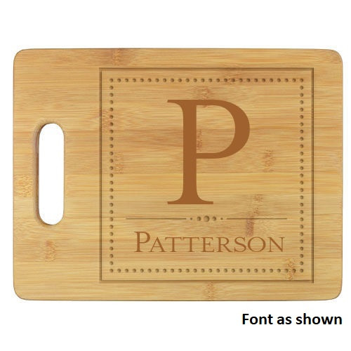 Prairie Cutting Board