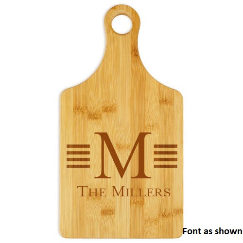 Millport  Paddle Cutting Board