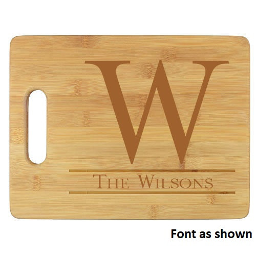 Newton Cutting Board