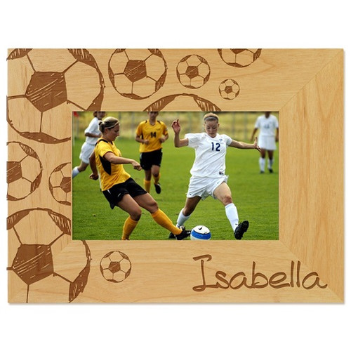 Soccer Picture Frame