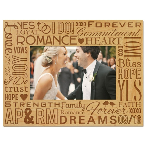 Romance Picture Frame