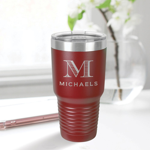 Michaels 30 Ounce Tumbler - multiple colors