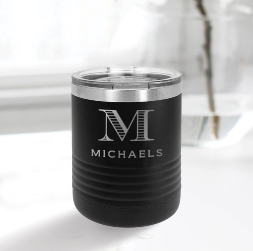 Michaels 10 Ounce Tumbler
