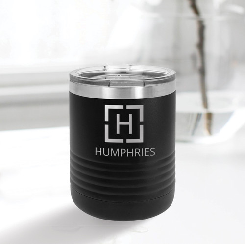 Humphries 10 Ounce Tumbler