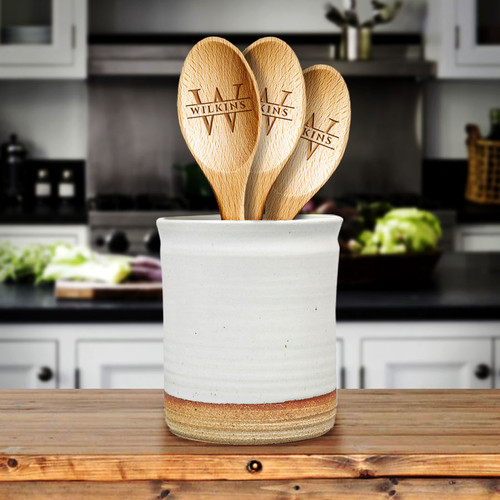 Wilkins Personalized Bamboo Spoon