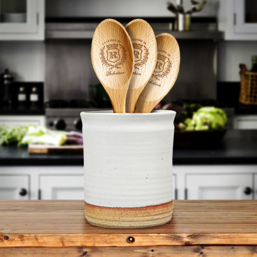 Robertson Personalized Bamboo Spoon