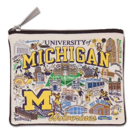 College Pouches - Multiple Schools