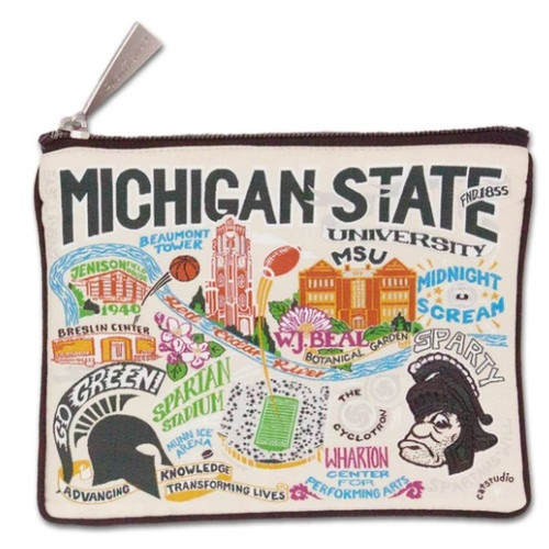 Michigan State Pouch