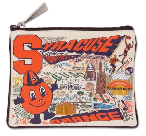 Syracuse University Pouch