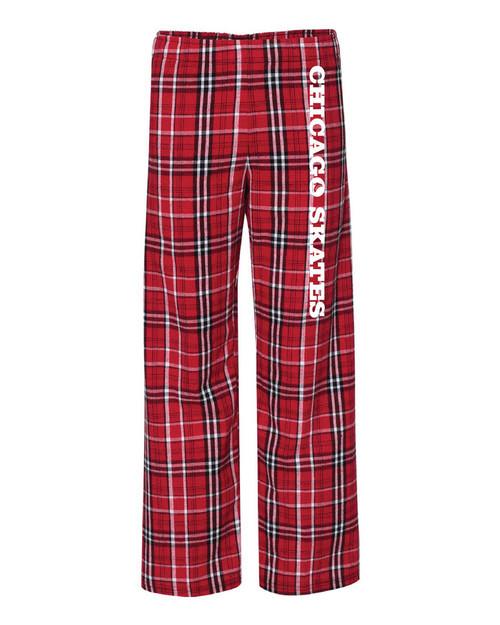 Chicago Skates Pajama Pants