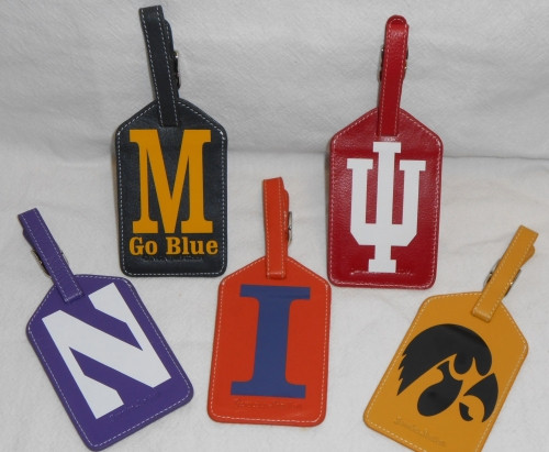 Bag Tags - Custom made for any school