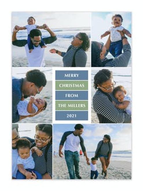 Holiday Greeting Photo Card