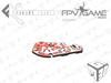 Geko camplate Dress #1 Red