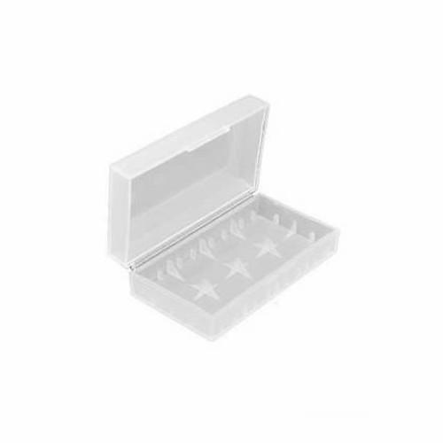 Box scatolina porta-batteria | 18650 - 2 Posti