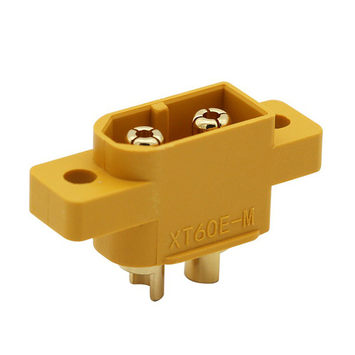 XT60 E-M Connector - Amass