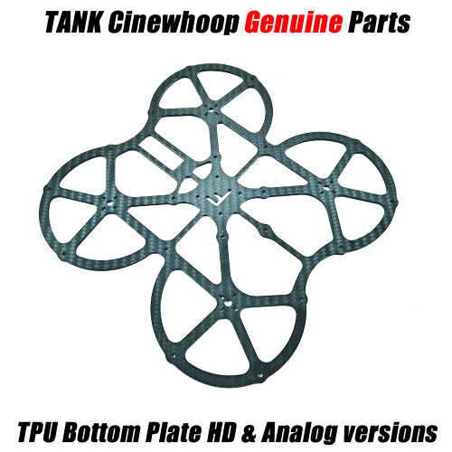 Tank | Bottomplate for HD & ANALOG