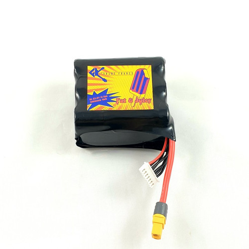 6S 4000mah 40A | 21.6V Li-Ion Battery Pack