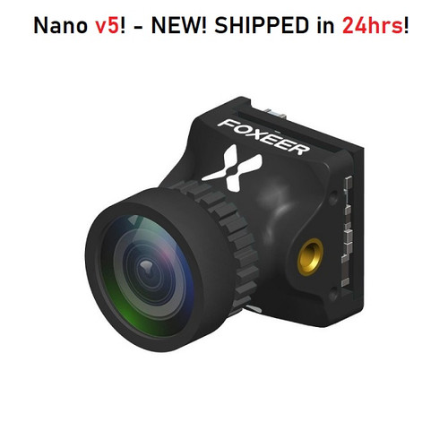 Foxeer NANO PREDATOR 5 - FOV 155° 1.7mm Lens