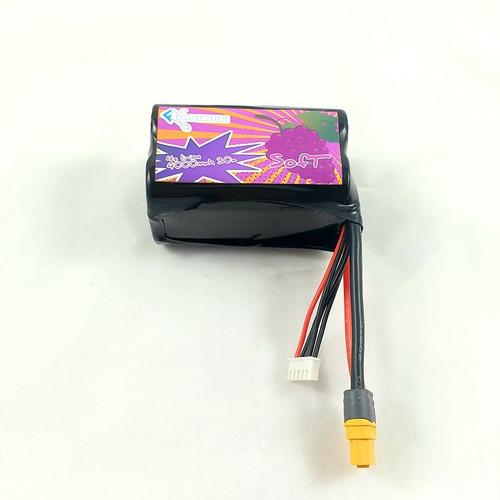 4S 4000mah 40A | 14.4V Li-Ion Battery Pack
