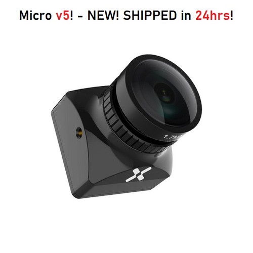 Foxeer MICRO PREDATOR 5 Full Cased - M12 Lens