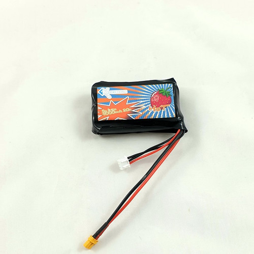 2S 4000mah 40A | 7.2V Li-Ion Battery Pack