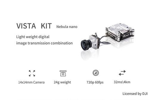 Caddx Nebula NANO V2 KIT - DJI Digital FPV