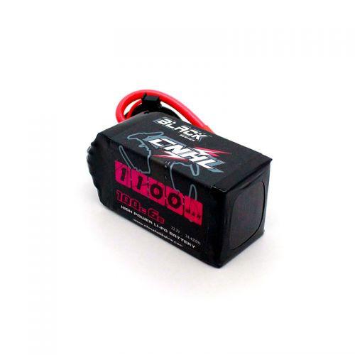 CNHL BLACK SERIES 1100MAH 22.2V 6S 100C LIPO BATTERY