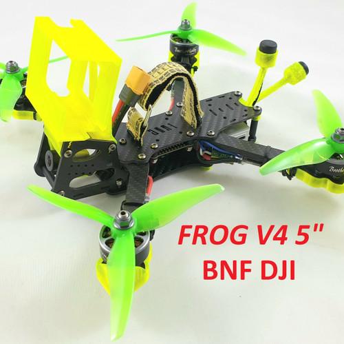 "Frog V4 5"" DJI BNF/RTF 6S (Betaflight - FlightOne - Fettec)"