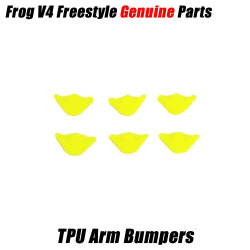 Frog V4 | TPU Arm Bumpers - 4 PCS