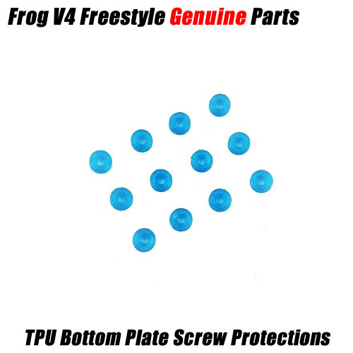 Frog V4 | TPU Screws Protections - 12  PCS