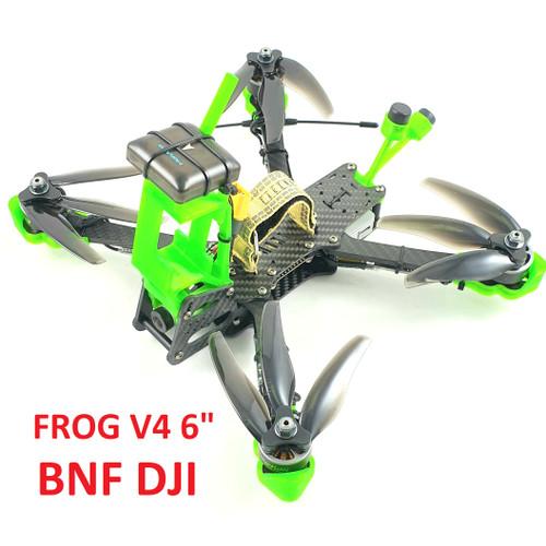 "Frog V4 6"" DJI BNF/RTF 6S (Betaflight - FlightOne - Fettec)"