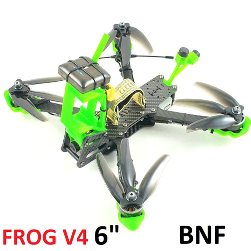 "Frog V4 6"" BNF/RTF 6S (Betaflight - FlightOne - Fettec)"