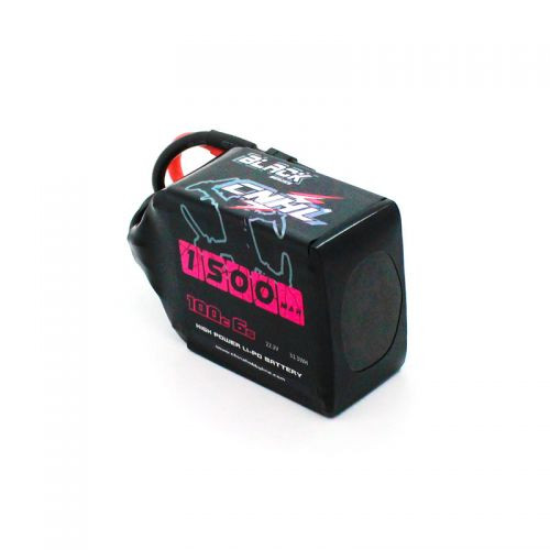 CNHL BLACK SERIES 1500MAH 22.2V 6S 100C LIPO BATTERY