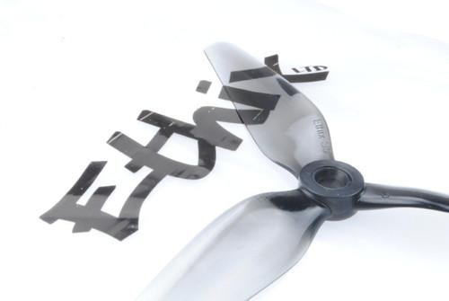 HQProp Ethix S5 by Mr.Steele | 5 x 4 x 3 Freestyle Propeller - 4 pcs. set
