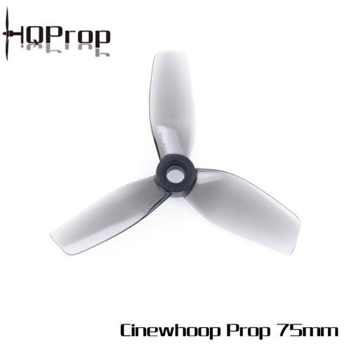 HQProp 75mm | 2.95x3.6 Triblade propeller for Cinewhoop - 4 pcs. set